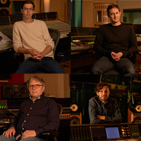 Recording & Mixing Engineers