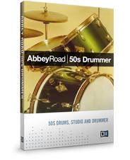 Abbey Road 50's Drummer