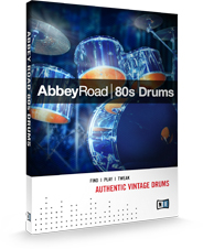 Abbey Road 80's Drummer