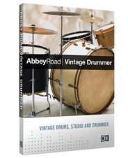 Abbey Road Vintage Drummer