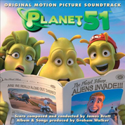 Planet 51 (Original Soundtrack) - James Brett & Graham Walker