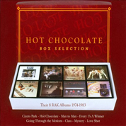 Box Selection: Their 8 RAK Albums 1974-1983 - Hot Chocolate