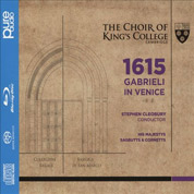 Gabrieli: Sacrae Symphoniae (1615) - Choir of Kings College Cambridge & HMSC