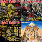 All 80s Albums (Vinyl Remasters) - Iron Maiden