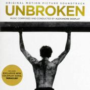Unbroken (Assistant Mix Engineer) - Alexandre Desplat