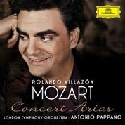 Mozart Concert Arias (Assistant Recording Engineer) - Rolando Villazon & Antonio Pappano