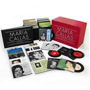 Remastered (The Complete Studio Recordings 1949-69) - Maria Callas