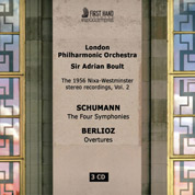 The 1956 Nixa Westminster stereo recordings, Vol. 2 - London Philharmonic Orchestra & Sir Adrian Boult