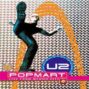 Popmart DVD - U2