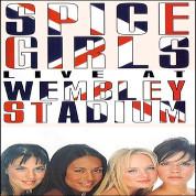 Spice Girls Live at Wembley DVD - Spice Girls
