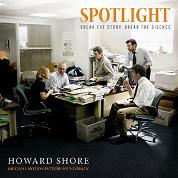 Spotlight - Howard Shore
