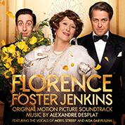 Florence Foster Jenkins - Alexandre Desplat