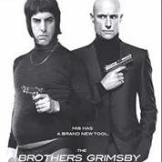 The Brothers Grimsby - David Buckley/Erran Baron-Cohen