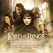 Lord of the Rings Fellowship of the Ring - Howard Shore