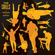 """Molten Gold / Pink Frost 13"""" - The Chills"""