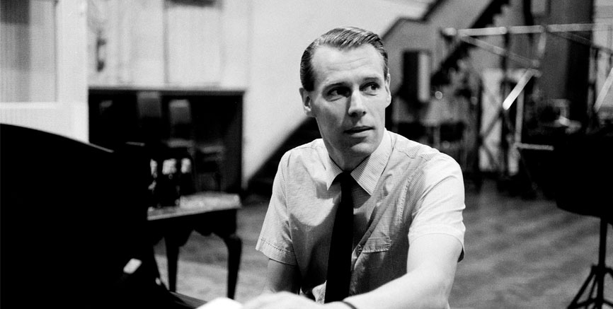 Sir George Martin (3rd January 1926 – 8th March 2016)