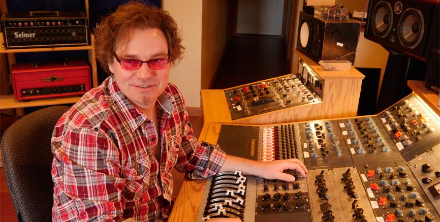 Abbey Road meets: Wade Goeke, Chandler Limited