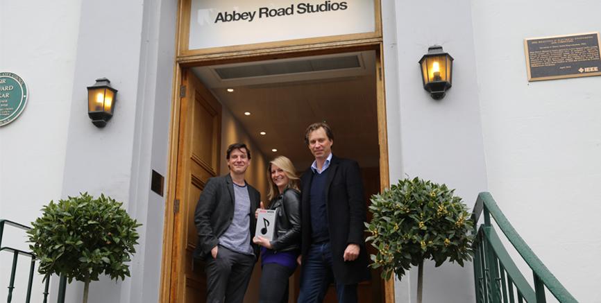 Abbey Road and Google win at Music Week Awards