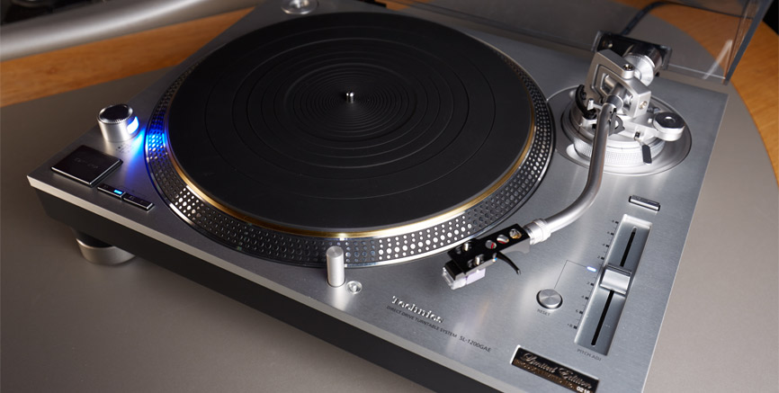 Abbey Road And Technics Join Forces