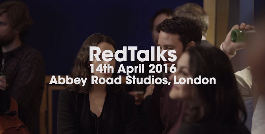 Abbey Road Red RedTalks 3D Audio
