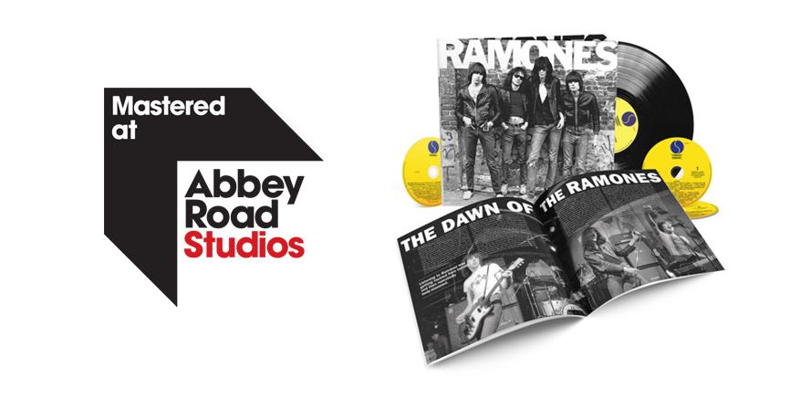 Ramones Remixed & Remastered