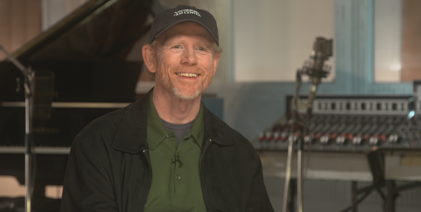 Ron Howard Interviewed In Studio Two